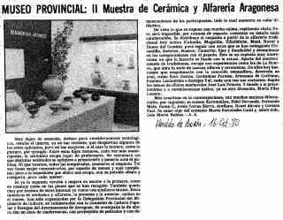 Heraldo de Aragón 16-10-1980